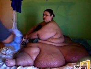 最胖的女人翻身压死侄子
