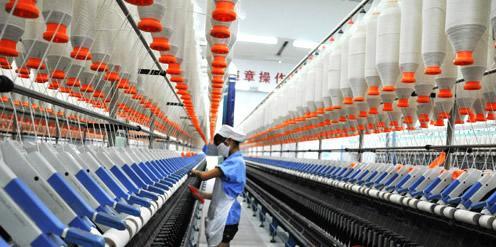 纺织服装出口企业半喜半忧