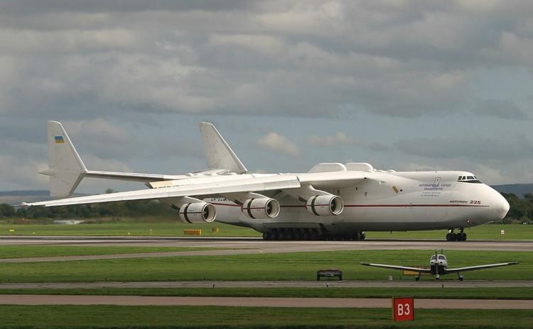 美国最大运输飞机