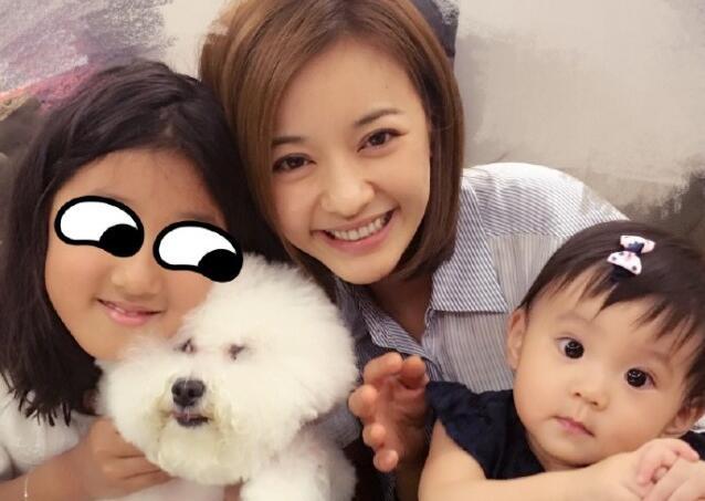 陈意涵和贾静雯女儿